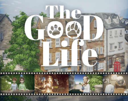 סיכום קמפיין Kickstarter של The Good Life