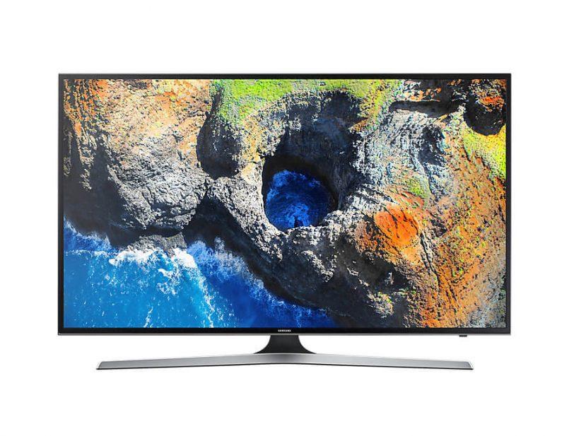סקירת טלוויזיה מסדרת Samsung MU7000 לגיימינג