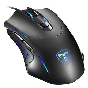 סיקור עכבר גיימינג במחיר סביר : Pictek T9
